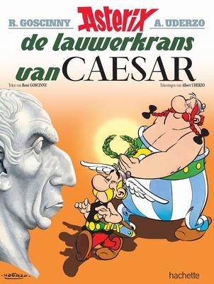Asterix, Asterix 18, Lauwerkrans van Caesar, Obelix, Kopen, Bestellen, strip, stripboek, stripwinkel