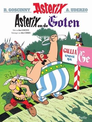 Asterix, Asterix 3, Goten, Obelix, Kopen, Bestellen, strip, stripboek, stripwinkel