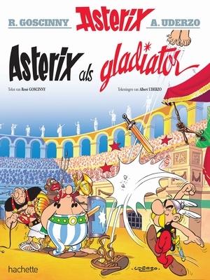 Asterix, Asterix 4, Gladiator, Obelix, Kopen, Bestellen, strip, stripboek, stripwinkel