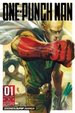 One Punch Man 1, Saitama, Manga, Viz, One, Yusuke Murata