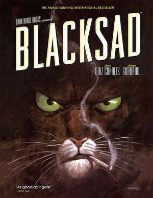 Blacksad HC, Guarnido, Canales, Comic, Dark Horse, Stripboek, Strip, Stripverhaal, Comic, Kopen, Bestellen