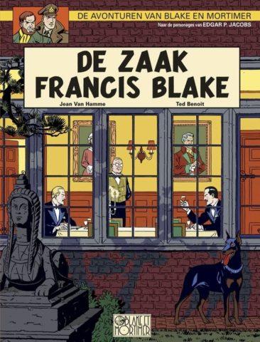 Blake en Mortimer 13, Blake & Mortimer, Edgar P. Jacobs, Jean van Hamme, Ted Benoît