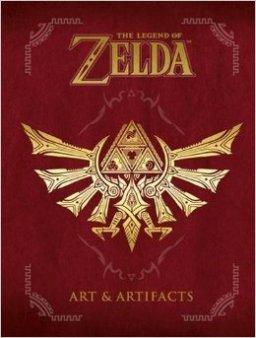 Art & Artifacts, Nintendo, Zelda, Dark Horse, Boek, Kopen, Bestellen, Legend