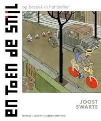 En Toen de Stijl, Joost Swarte, Tentoonstelling, Gemeentemuseum, Den Haag, prentenboek, kopen, bestellen, online, webwinkel, kinderboek
