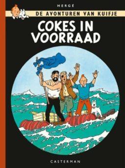 9789030360704, Cokes in Voorraad Facsimile, Kuifje 19 - Cokes in voorraad