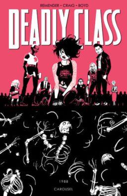 9781534300552, Deadly Class 5, Reagan Youh, Image, Remender, Craig, comic, strip, stripboek, bundel, kopen, bestellen