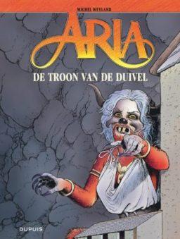 Aria 38, troon van de duivel