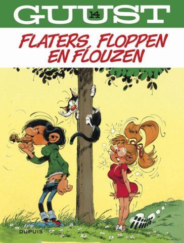 Guust 14, Floppen en Flouzen, 9789031430406