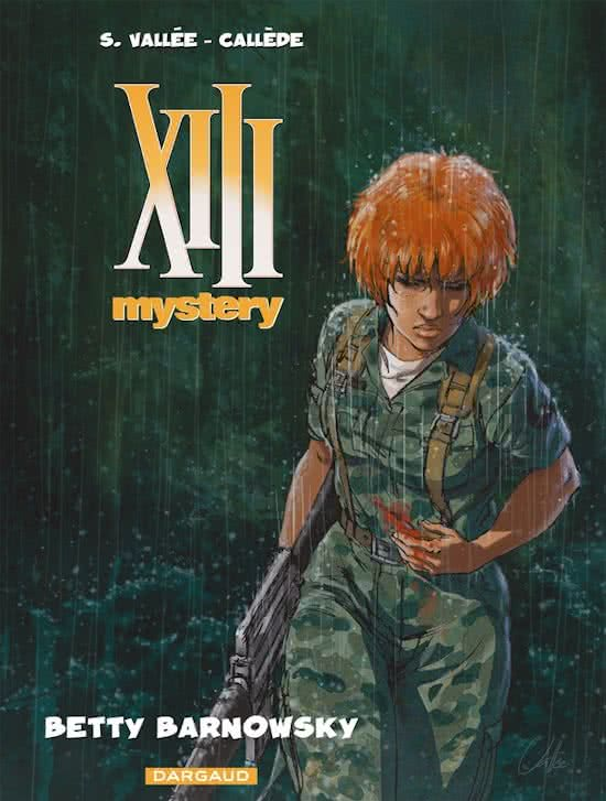 XIII Mystery 7 - Betty Barnowsky