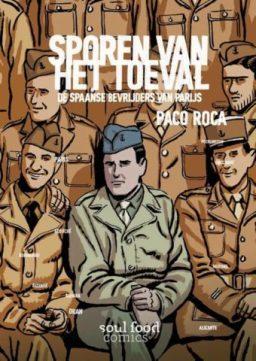 Sporen van het Toeval, 9789082410761, Paco Roca