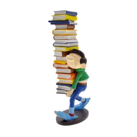 Guust-Flater-Stapel-Boeken, Stapel Boeken