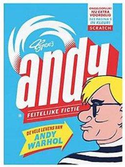 De Vele levens van Andy Warhol, Andy Warhol, 9789492117847, Typex