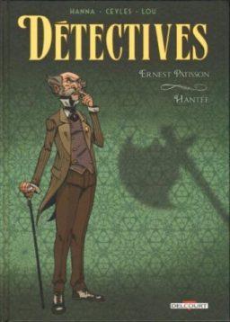 9789463064279, Detectives 3, Ernest Pattison, Vervloekt