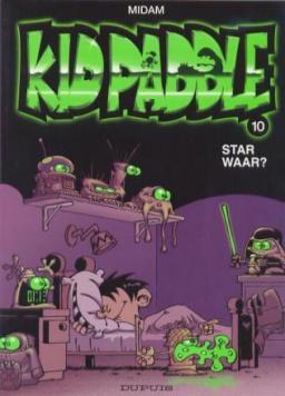 Kid Paddle 10, Star waar, 9789031427222