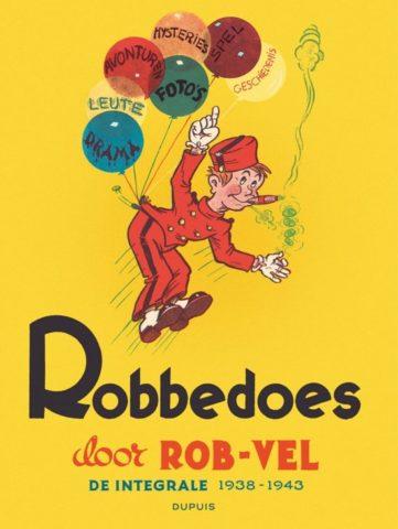 Robbedoes door Rob-Vel, 9789031436934