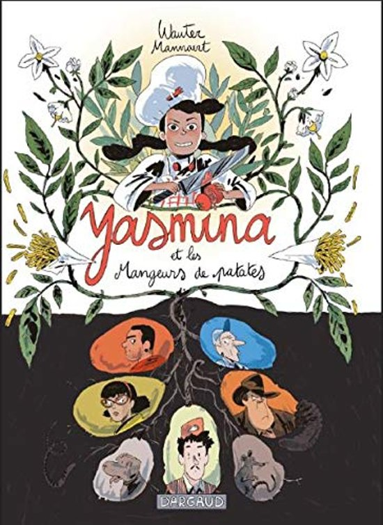 Yasmina en de aardappeleters