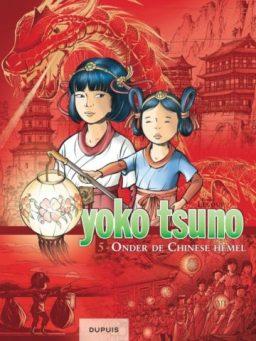 9789031437191, Yoko tsuno Integraal 5, Onder de Chinese Hemel