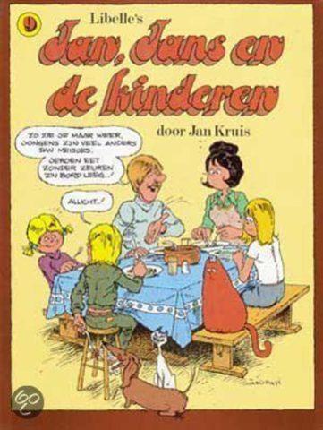 9789063370176, Jan Jans en de Kinderen 9
