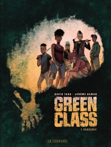 Green Class 1, Pandemie, 9789064212864