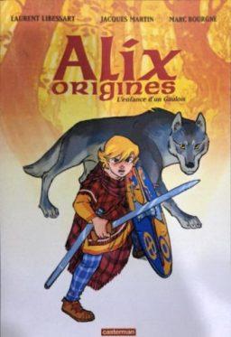 De jeugd van Alex, Kindertijd van een Galliër, 9789030373988