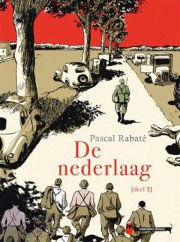 9789493109056, De Nederlaag deel 2, Pascal Rabaté, Concerto Books