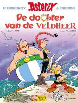 9782864973522, Asterix 38 luxe, 9782864973508, Asterix 38, dochter van de veldheer