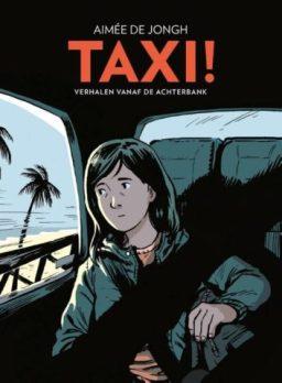 9789492117991, Taxi!, Verhalen vanaf de achterbank, Aimee de jongh