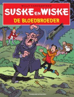 Suske en Wiske - De Bloedbroeder