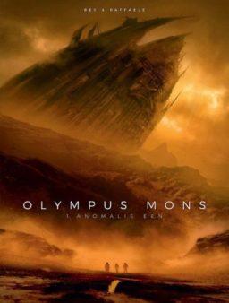 Olympus Mons 1, 9789088108747, Anomalie één