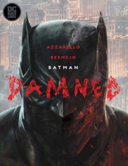 Batman Damned, 9781401291402
