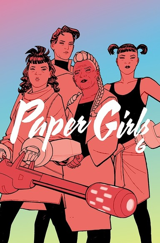 9781554313248, Paper Girls 6 TP
