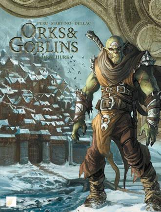 Orks en Goblins 5 HC, De schurk, 978463940849