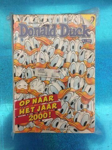 Donald Duck Weekblad 1999