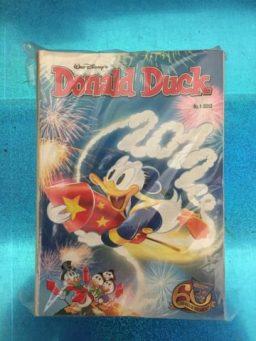 Donald Duck Weekblad 2012