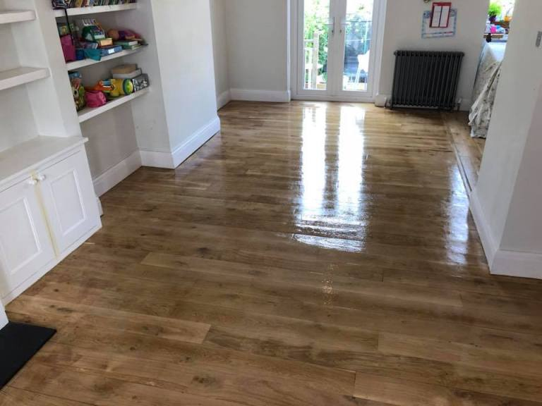 Wooden Flooring Brighton: Floor Restoration, Repair, Sanding & Staining in Brighton and the UK - 05