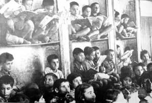 Armenian child refugees (Aleppo, Syria, 1915)