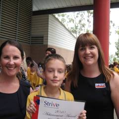 Celebrating Our Strive Award Recipients!