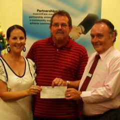 Masons support Strive For Autism