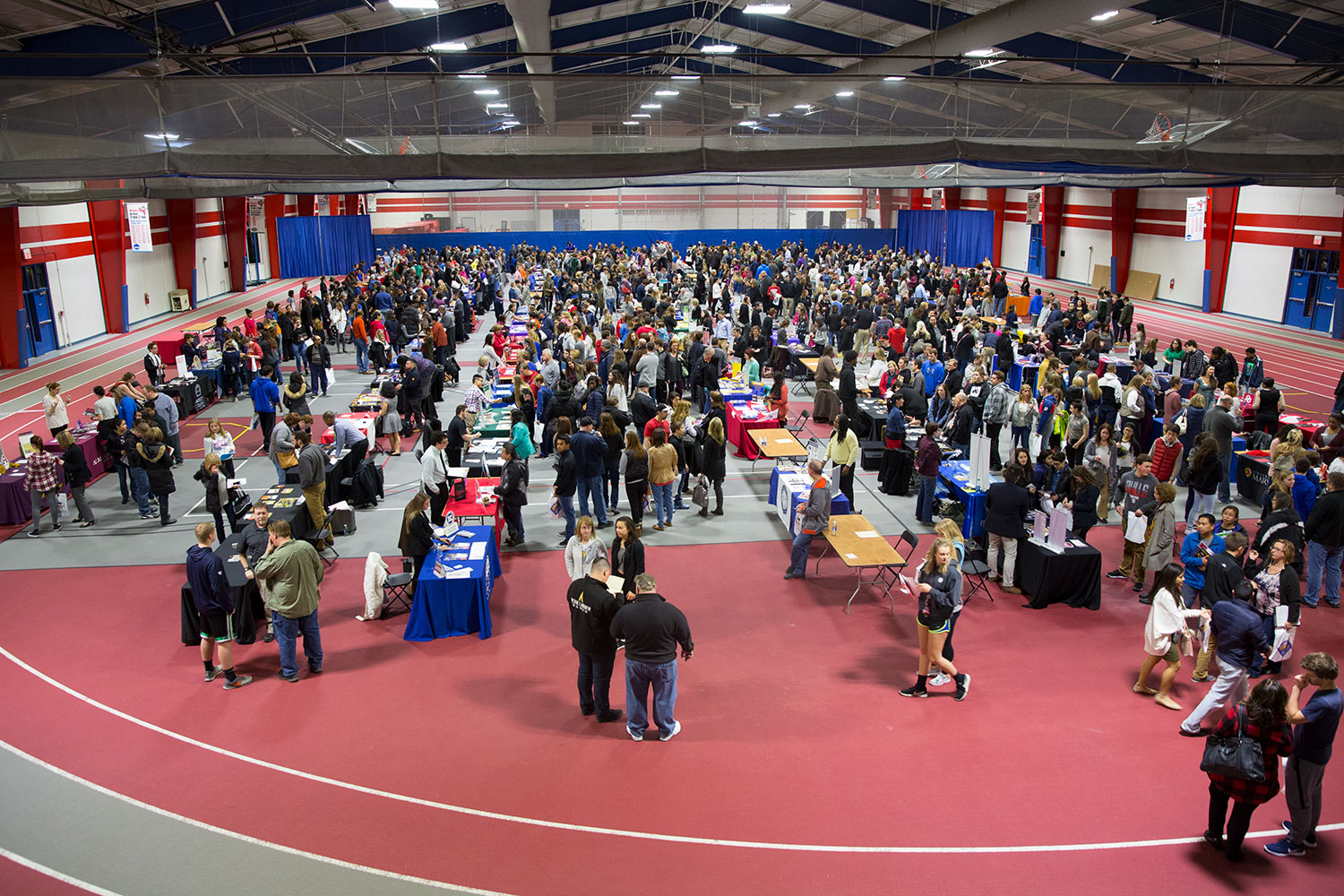Students From 46 Different High Schools Represented At Lewis University College Fair