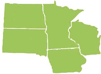 MIDWest Conference Wisconsin, Minnesota, Iowa, Dakotas ACAC