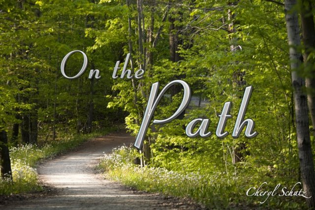 On the Path by Cheryl Schatz on Women in Ministry blog
