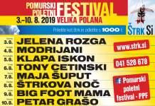 Pomurski poletni festival 2019