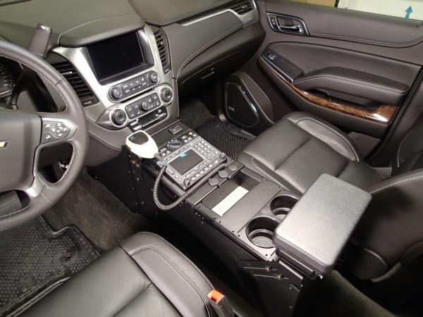 Havis 2015 2019 Chevrolet Tahoe Police 23 Console