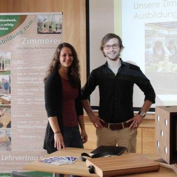 Zukunft-Holz-Ausbildungsmesse