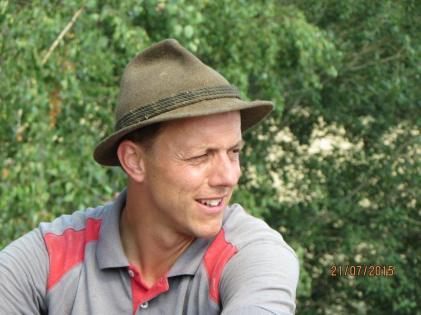 Zimmermeister Johannes Erlinger