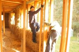 Marta Rakowska - Straw Bale Builder
