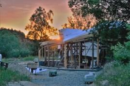 Strohballen-Hobbithaus: Wir bauen Dein Strohballenhaus