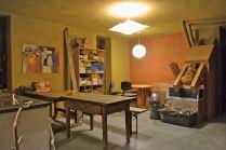 Lehmputz, natürliche Farben und Holz
