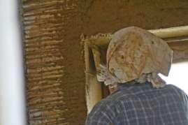 strawbalehouse-summerau-clayplaster-107