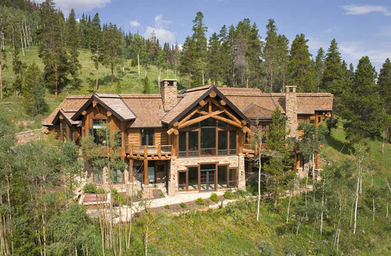 Floor Plans For Ranch Log Homes